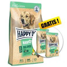 Happy Dog Naturcroq Balance 15 kg+ DARILO
