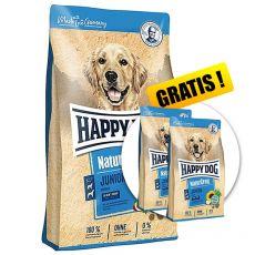 Happy Dog NaturCroq Junior 15 kg + DARILO