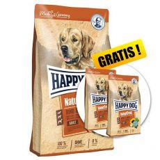 Happy Dog NaturCroq RIND & REIS 15 kg + DARILO