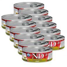 Konzerva Farmina N&D cat Quinoa Urinary 12 x 80 g