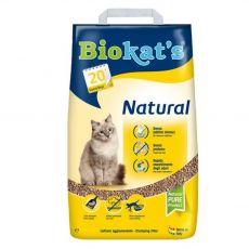 Stelja Biokat's Natural 10 kg