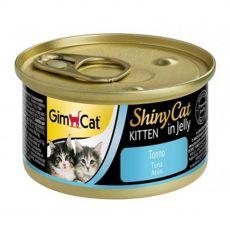 GimCat ShinyCat Kitten tuna 70 g