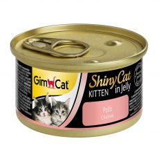 GimCat ShinyCat Kitten piščanec 70 g