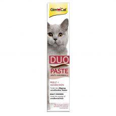 GimCat Duo Paste Anti-Hairball piščanec 50 g