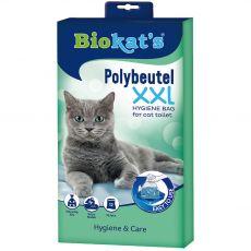 Vrečke za mačje stranišče Biokat XXL 12 kosov
