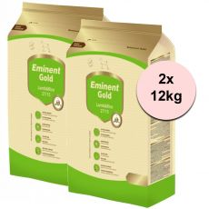 EMINENT GOLD Lamb & Rice 2 x 12 kg