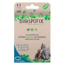Mačja ovratnica za odganjanje insektov BIOGANCE Biospotix cat 35 cm