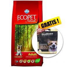 Farmina MO P ECOPET N dog ADULT MINI 12 kg + 2 kg GRATIS + DARILO