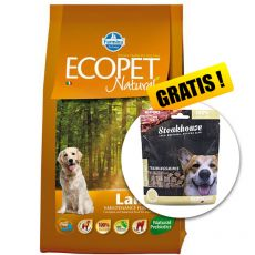 Farmina MO P ECOPET N dog LAMB MINI 12 + 2 kg GRATIS + DARILO