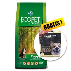 Farmina MO P ECOPET N dog PUPPY MAXI 12 kg + 2 kg GRATIS + DARILO