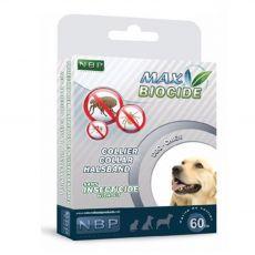 MAX BIOCIDE Antiparazitska ovratnica za srednje velike pse 60 cm