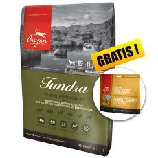 Orijen TUNDRA 6 kg + DARILO