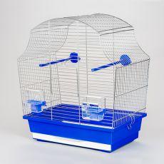 Ptičja kletka MARGOT I krom - 43 x 25 x 47 cm