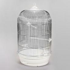 Ptičja kletka JULIA II krom - 34 x 34 x 63 cm