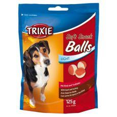 Mehki prigrizki BALLS Light - mehke kroglice - govedina/puran, 125 g