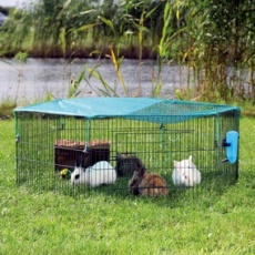 Kletka za morske prašičke in zajce
