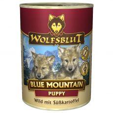 Konzerva Wolfsblut Blue Mountain Puppy 395 g