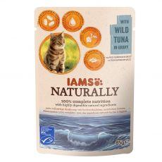 IAMS Naturally Wild Tuna 85 g