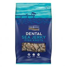 FISH4DOGS Dental Sea Jerky Fish Knots 500 g
