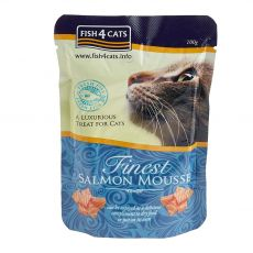 Fish4cats Finest Salmon mousse 100 g