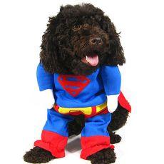 Maska za pse SUPERMAN - L
