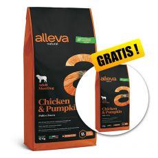 Alleva NATURAL dog chicken & pumpkin adult maxi 12 + 2 kg BREZPLAČNO