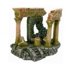 Okras za akvarije - rimske ruševine