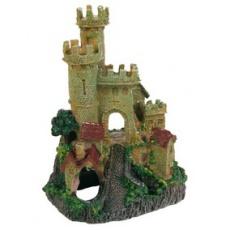 Okras za akvarije – grad z obzidjem