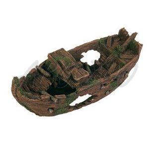 Okras - stara potopljena ladja s topovi