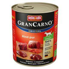 Konzerva GranCarno Fleisch Adult govedina - 800 g