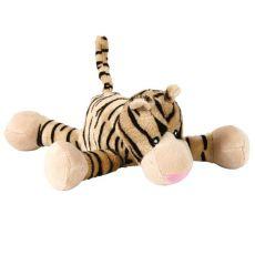 Igrača za psa - plišasti tiger - 18 cm