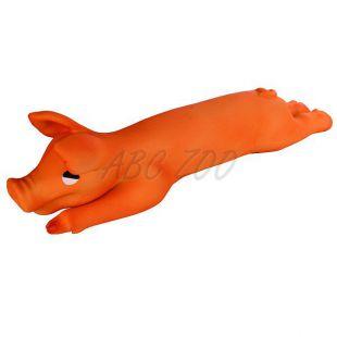 Igrača za pse - pujsek iz lateksa, 42 cm