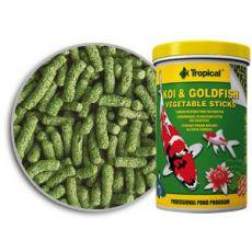 TROPICAL Koi goldfish zelenjavna hrana za ribe 5L