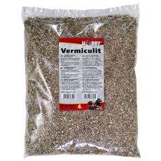 Podlaga za tropske terarije Vermiculit - 4 L - 3-6 mm