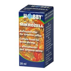 Hrana za solinske rakce Mikrozell 20 ml