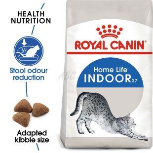 Royal Canin INDOOR 27 - hrana za notranje mačke 4kg