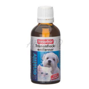 Sensitiv - odstranjevalec solznih madežev za pse in mačke