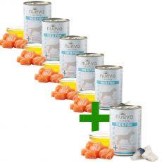 NUEVO Dog Sensitive FISH 375 g 5+1 BREZPLAČNO