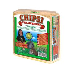 CHIPSI STRAWBERRY - stelja z vonjem jagode, 15 L