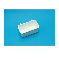Plastični krmilnik za ptice - 9 cm