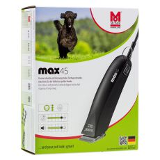 Strojček za striženje psov Moser Max 45 Power++
