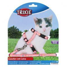 Mačja oprsnica s povodcem Kitty Cat