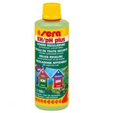 sera KH/pH plus za regulacijo pH in KH, 100 ml