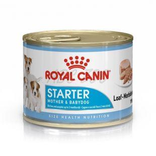 Royal Canin Starter Mousse - konzerva 195g