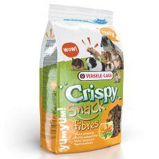 Crispy Snack Fibres 15kg - krmilo za glodalce