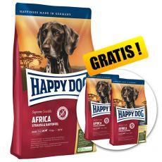 Happy Dog Supreme Africa 12,5kg + 2 x 1kg BREZPLAČNO