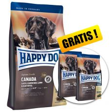 Happy Dog Supreme Canada 12,5kg + 2 x 1kg BREZPLAČNO