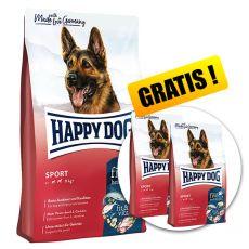 Happy Dog Supreme Fit & Vital Sport Adult 14 kg + 2 x 1kg BREZPLAČNO