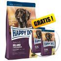 Happy Dog Supreme Irland 12,5kg + 2 x 1kg BREZPLAČNO
