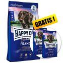 Happy Dog Supreme Sensible France 12,5 kg + 2 x 1kg BREZPLAČNO